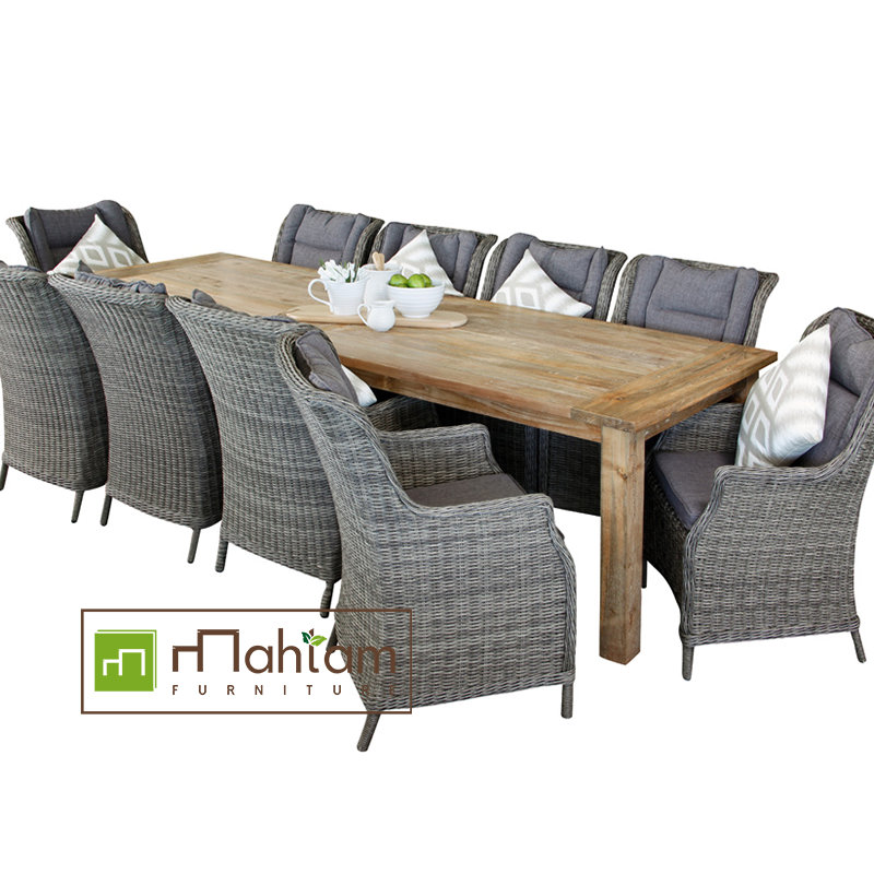 Recycled Teak Outdoor Furniture M-OFS09 - Recycled Teak ...